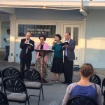 Koreans Singing
